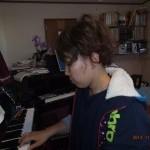 親子 ピアノレッスン