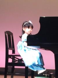 コンサート 3歳