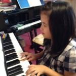 ピアノで『たなばたさま』