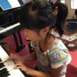ピアノ上手だね!