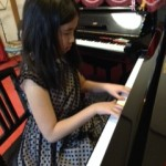 ピアノ発表会 (リハーサル)