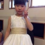 5歳でピアノを習うこと ♪