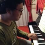 ピアノは楽しい!