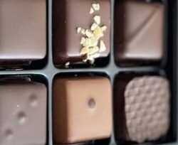 チョコレートボンボン